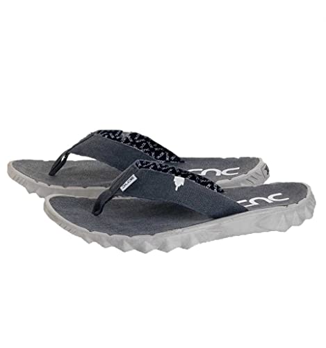 f8a3f23a3554 Dude Shoes Hey Sava Oceano Canvas Flip Flop  Amazon.co.uk  Shoes   Bags