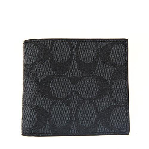 Coach-Mens-PVC-Wallet