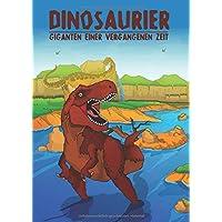 Dinosaurier: Ein einzigartiges Malbuch mit 50 Dinosaurier Motiven zum Ausmalen für Kinder ab 10+ Jahren.