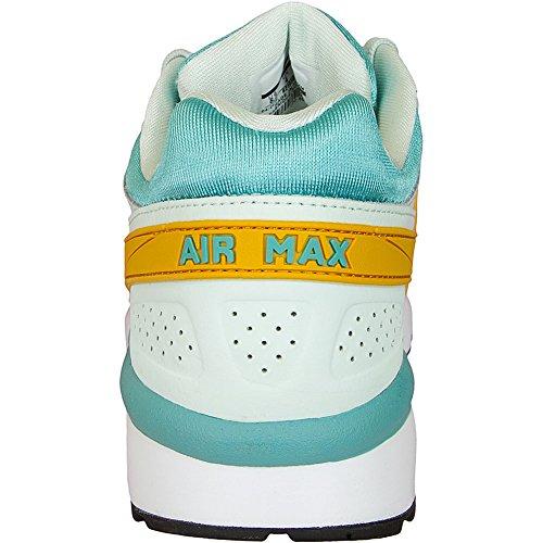 Nike Air Max Bw Vrouwen Running Trainers 821.956 Sneakers Schoenen Nauwelijks Groen Bladgoud 300