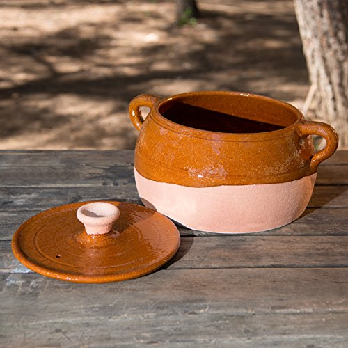 Spanish Clay Pot From Pereruela Large Buy Online In