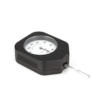 Tensiómetro analógico de 150 g, medidor de tensión de la esfera, dinamómetro tabular: Amazon.es: Bricolaje y herramientas