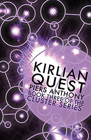 book cover of Kirlian Quest
