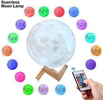 CPLA Seamless Moon Lamp