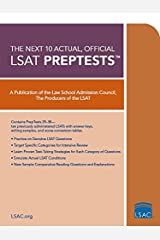 The Next 10 Actual, Official LSAT PrepTests (Lsat Series) Paperback
