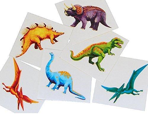 Fun Express Cool Dinosaur Tattoos (6 Dozen)