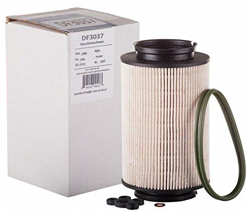 PG Diesel Fuel Filter DF3037 | Fits 2010 Audi A3, 2013 Volkswagen Beetle, 2007-10 Bora, 2009-12 Jetta ()