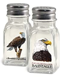 Bargain American Expedition Glass Salt and Pepper Shaker Sets dispense