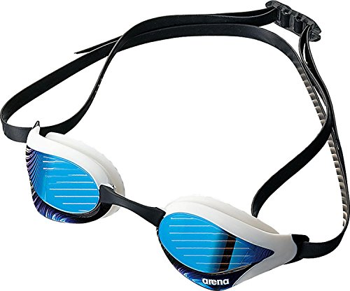 arena swimming goggles fogging cushion type Cobra Core Blue Smoke AGL-240M -