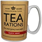 Official Dad's Army Tea Rations Boxed Mug
