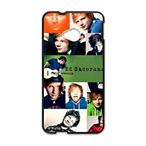 Cool Design Ed Sheeran Custom Case Cover for HTC One M7(Laser Technology)