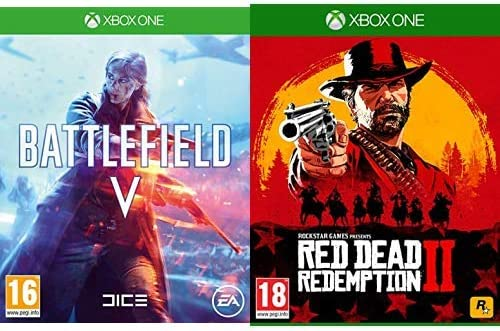 Battlefield V + Red Dead Redemption 2 - - Xbox One [Importación inglesa]: Amazon.es: Videojuegos