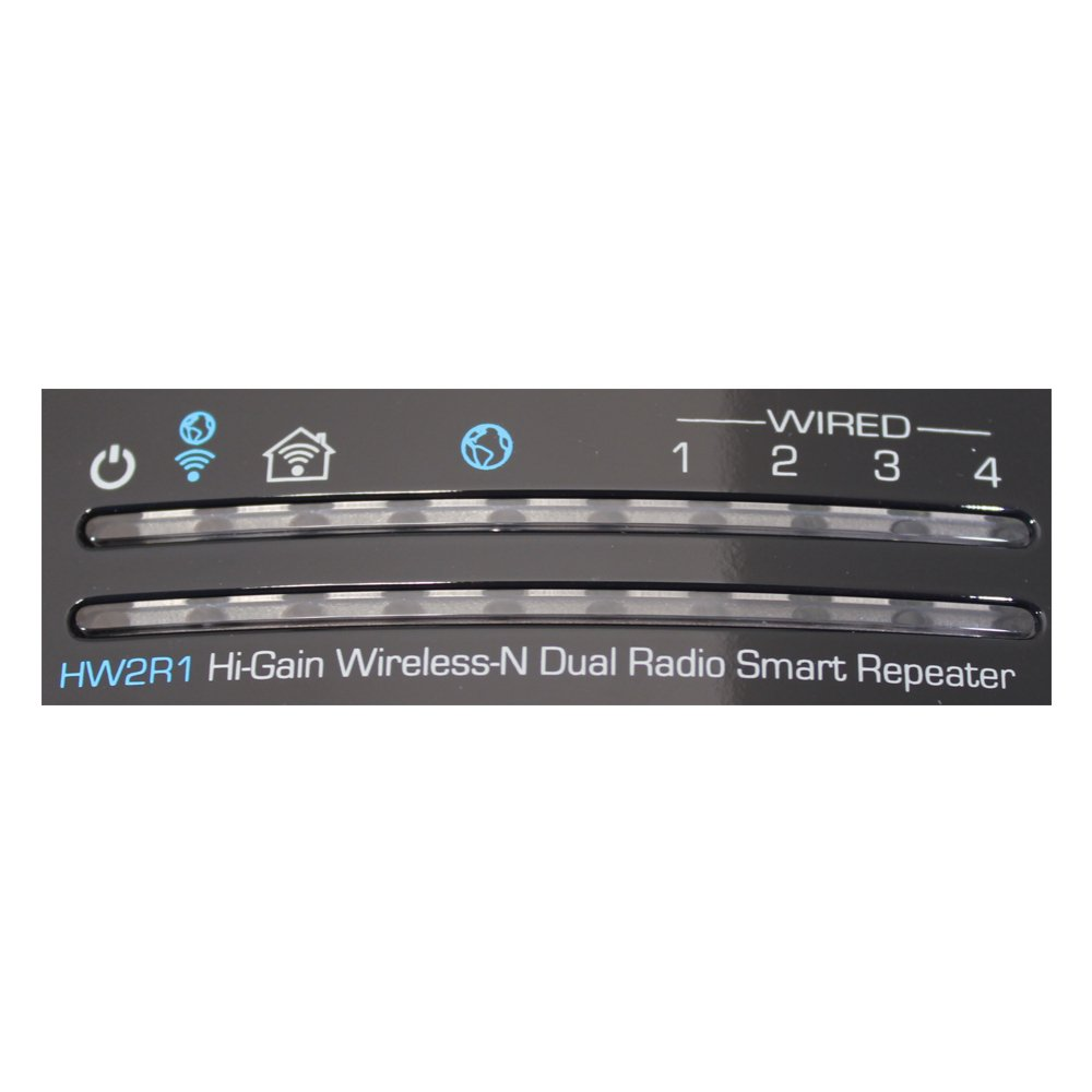 Amazon.com: Hawking Technology Dual Radio Smart Repeater (HW2R1):  Electronics