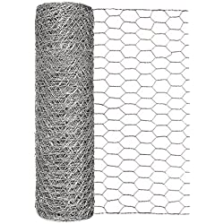 Garden Zone 18in x 150ft 1in Poultry Netting
