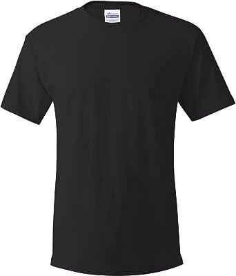 3bc841fdc598 Hanes Men's Tagless ComfortSoft Crewneck T-Shirt | Amazon.com