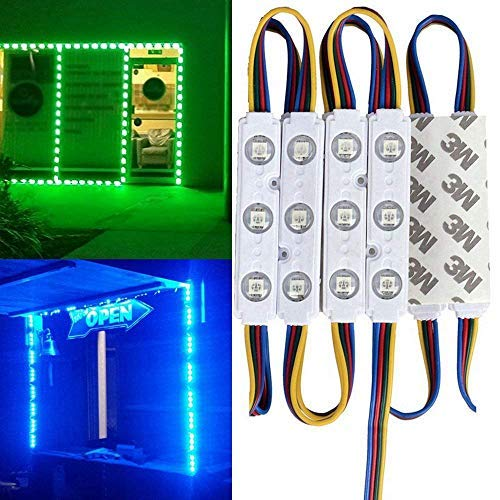 Outdoor Lighted Channel Letters