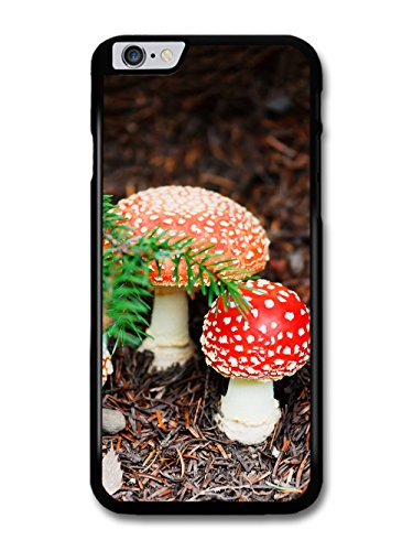 Cool Cute Toadstool Hippy Grunge Goth Photography Nature case for iPhone 6 Plus 6S Plus