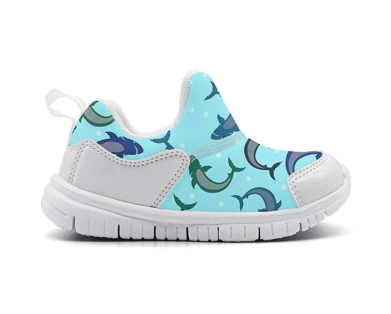 Shark teeth shark animal Toddler Children Shoes for kids Sport Sneaker