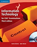 img - for Information Technology for CSEC by Kelvin Skeete (2010-07-22) book / textbook / text book