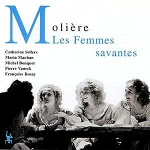 Les Femmes savantes Hörspiel