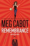 img - for Remembrance: A Mediator Novel book / textbook / text book