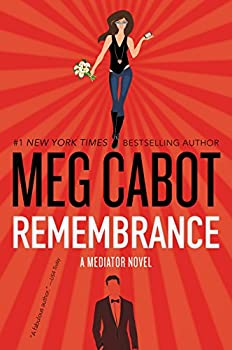 Remembrance by Meg Cabot fantasy book reviews