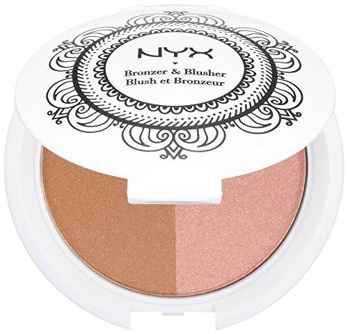 Nyx Bronzer Blusher Combo - 1