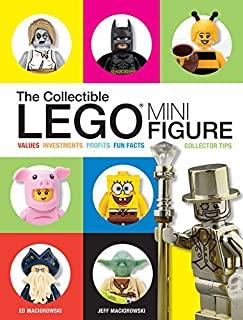 Book Cover: Lego minifigures : the ultimate guide to collectible minifigures.