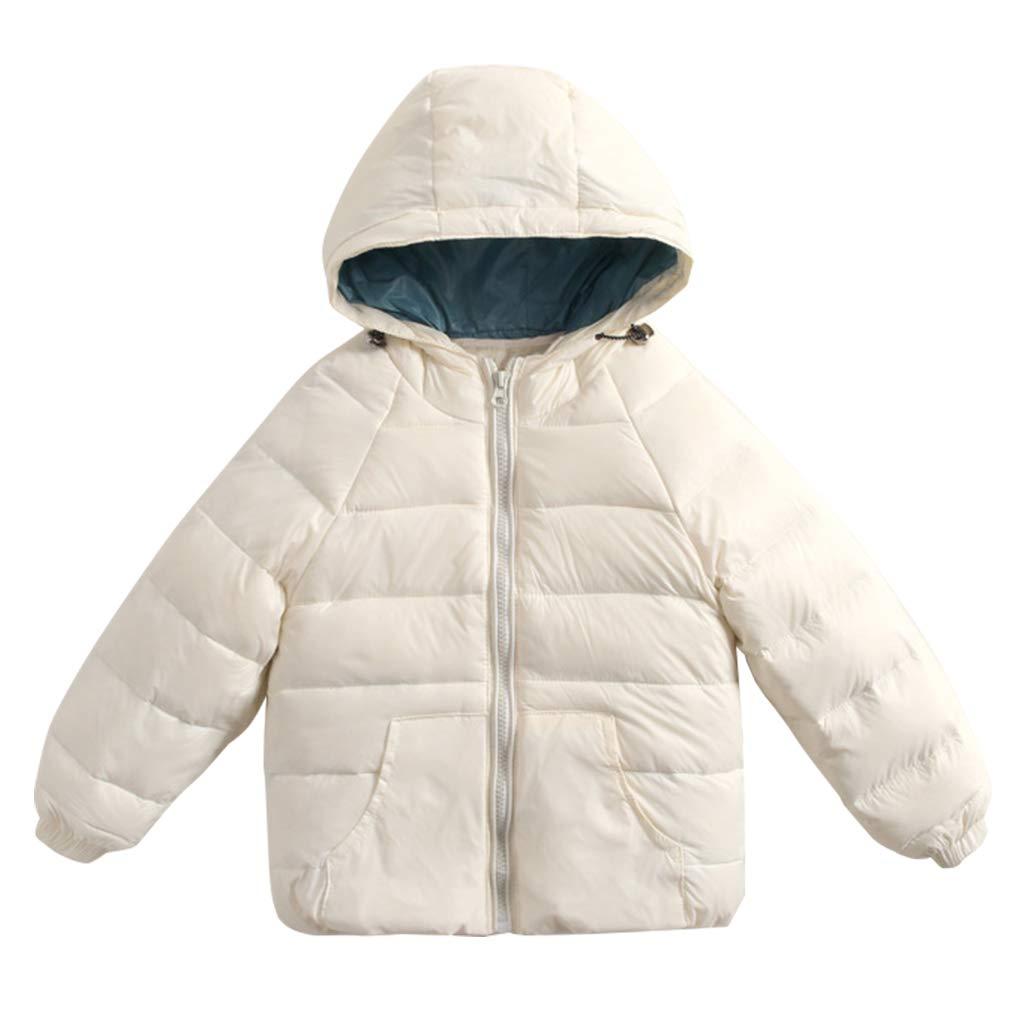Kids Down Jacket Unisex Winter Puffer Coat Lightweight Padded Jacket Snowsuit Vine Trading Co. Ltd K180830MF001V