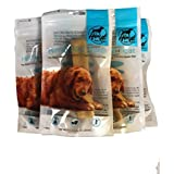 Himal 1 lb All Natural Large Dog Treat Yak Chews (5 piece of 3.5 oz each chews)