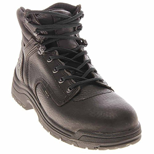 Men's Timberland PRO TiTAN 6'' EH Alloy Safety Toe Work Boot, 10.5 2E by Timberland PRO