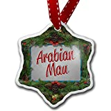 Christmas Ornament Arabian Mau, Cat Breed Arabian Peninsula - Neonblond