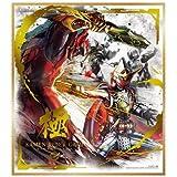 仮面ライダー 色紙ART3 [45.仮面ライダー鎧武「運命の勝者」(金色箔押し)](単品)