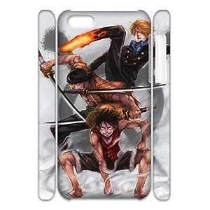 XiFu*MeiEZCASE One Piece 3 Phone 3D Case For iphone 4/4s [Pattern-4]XiFu*Mei