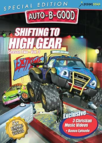 Auto-B-Good Special Editon: Shifting to High Gear (Special Interest DVDs & Videos)