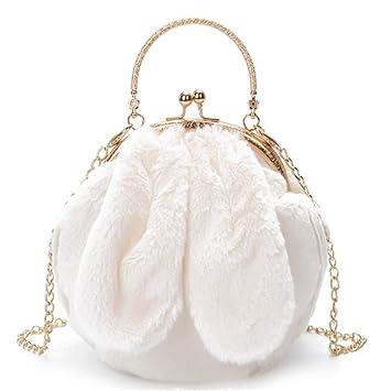 a8673548f Monedero de la cartera del embrague de la muñeca Monederos de piel  sintética lindos para mujeres