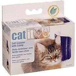 Catit Self Groomer With Catnip CAT Self Grooming Brush