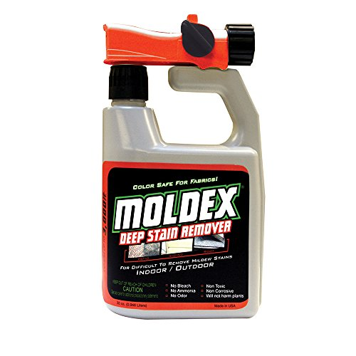 Moldex 5330 Deep Stain Remover Hose End Sprayer, 32 oz