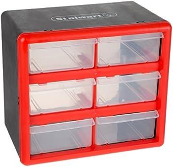 Stalwart Storage Drawers Compartment Organizer