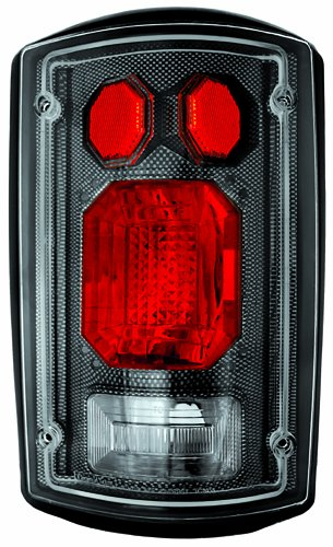 IPCW CWT-CE502CF Crystal Eyes Carbon Fiber Tail Lamp - Pair
