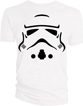 Star Wars Camiseta Storm Trooper Vector talla M: Amazon.es: Ropa y accesorios