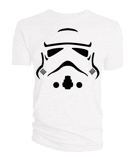 Star Wars Camiseta Storm Trooper Vector talla XL: Amazon.es: Ropa y accesorios