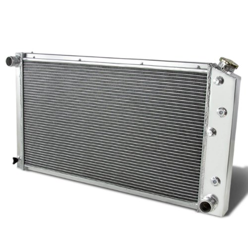 (For Chevrolet C/K Series Full Aluminum 3-Row Racing Radiator)