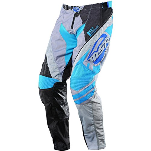 MSR Racing M15 NXT Mission Men's Motocross Motorcycle Pants - Black/Gray / Size 32 ()