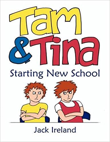 Download Tam and Tina Starting New School PDF, azw (Kindle), ePub