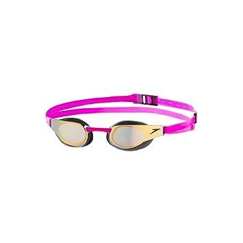 Speedo Fastskin3 Elite Mirror Goggle - Pink + Gold  Amazon.co.uk ... 7d40a19deca7