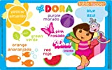 Neat Solutions 50-Ct Dora The Explorer Table Topper Disposable Stick-On Placemats With Reusable Pop-Up Travel Case