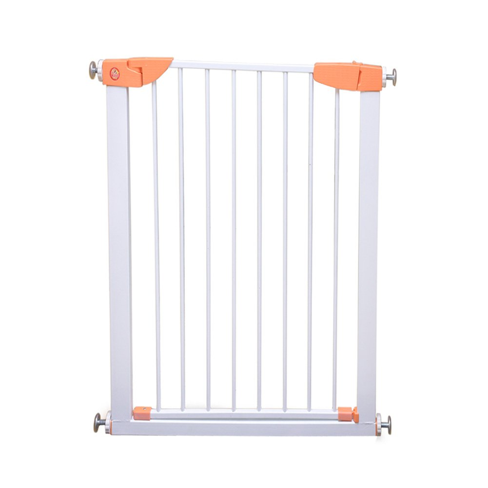 Fairy Baby Easy Install Extra Tall & Wide Walk Thru Gate,39.4'' High,Fit Spaces between 64.96'' to 68.50'' Wide