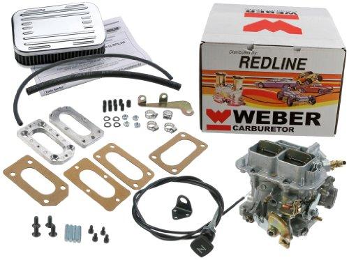 (Weber Redline W0133-1792285-WEB Carburetor Kit 32/36 DGV - Manual Choke)