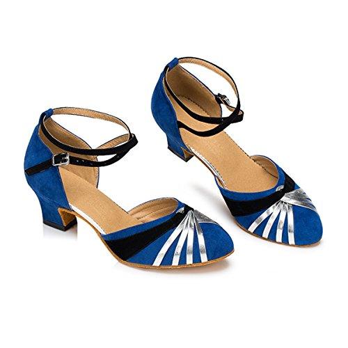 5cm mujer Blue 4 salón Heel Miyoopark fx80II